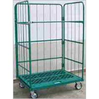 Distribution Cage Pallets